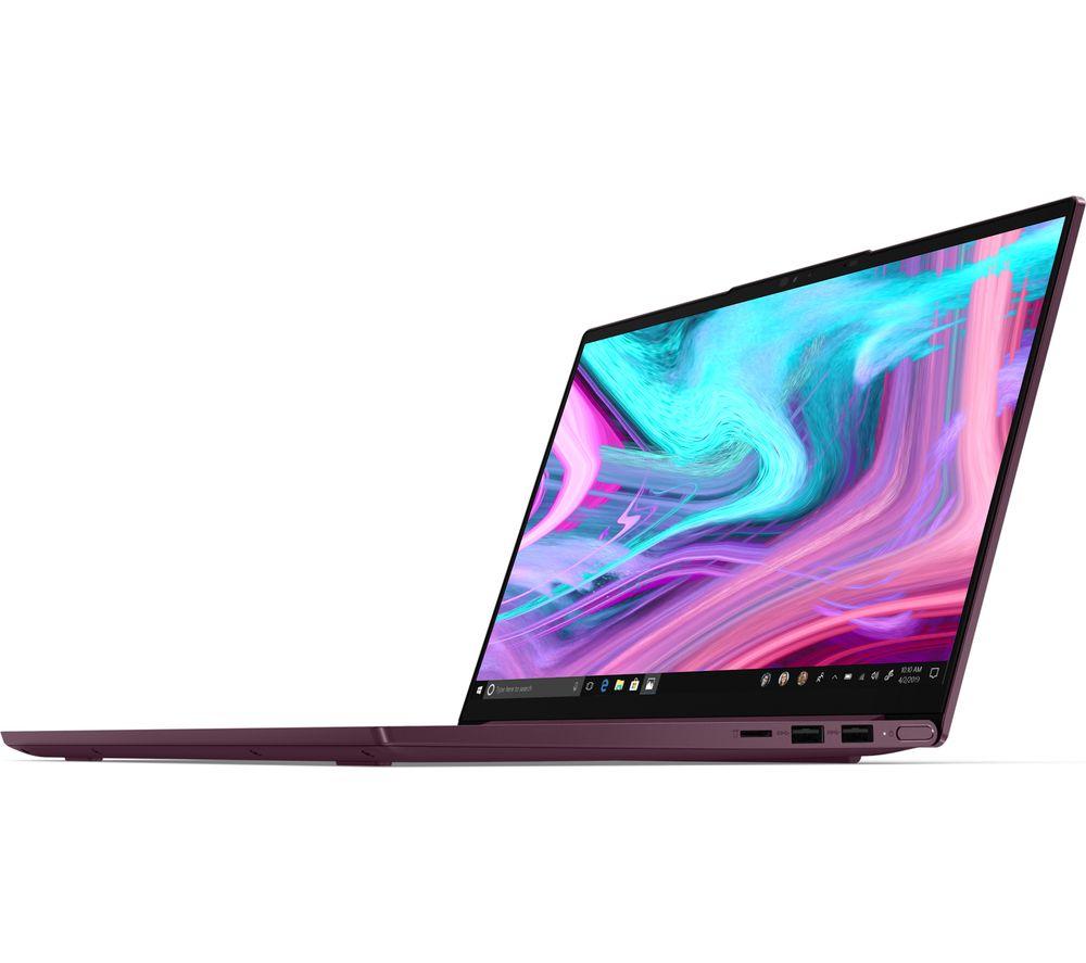 "Refur. Grade A LENOVO Yoga Slim 7 14""/ i7 512GB SSD/8GBRAM/FHD IPS Scr. £486.52 (With Code)Mainland UK & NI Delivery @ Curysclearance / eBay"
