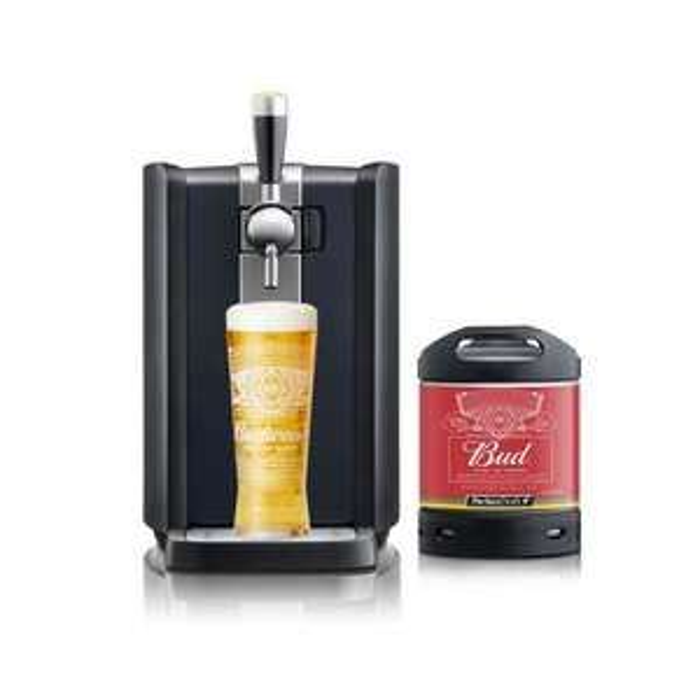 PerfectDraft Budweiser Starter Bundle £278.48 @ Beer Hawk