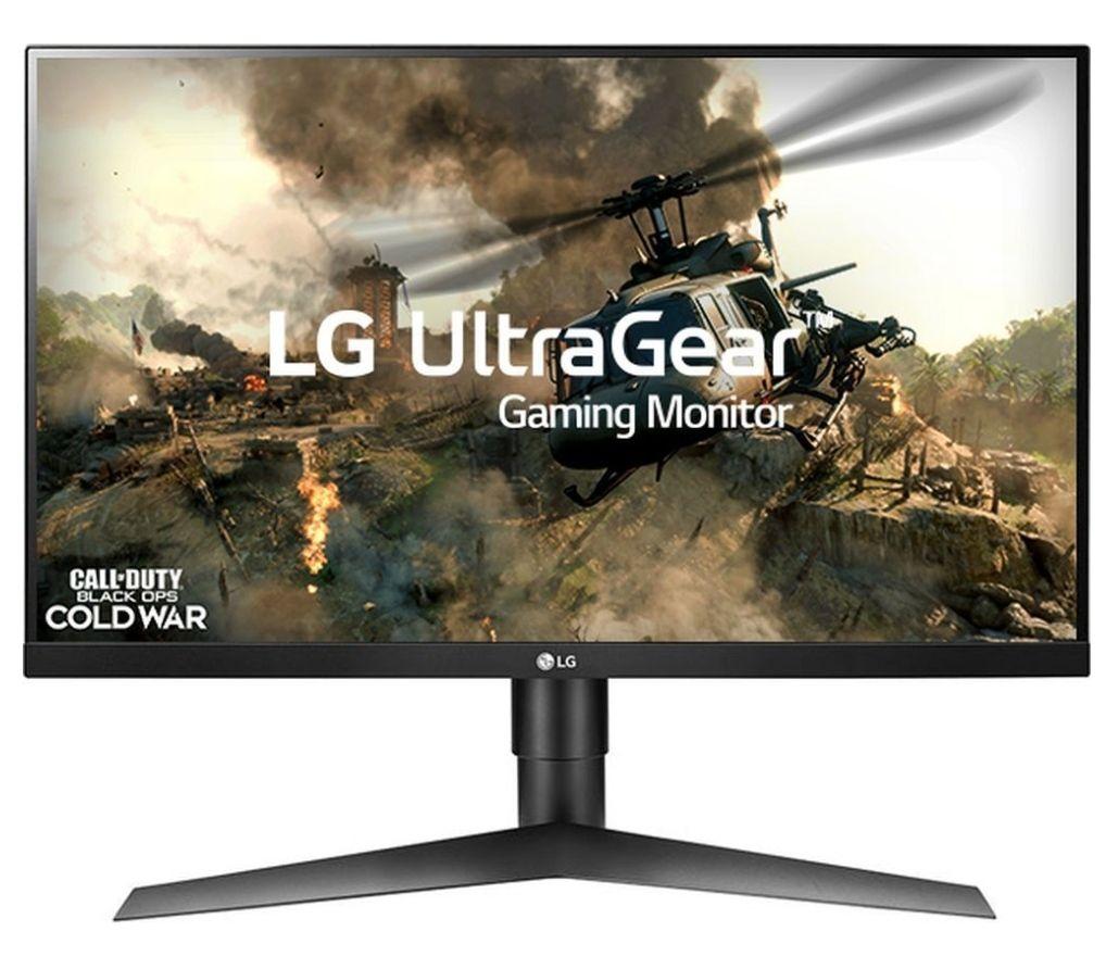"LG Ultragear 27"" FHD IPS 400 nits Freesync 144Hz Gaming Monitor + 3 year guarantee - £189.05 with code (Mainland UK & NI) @ Curry's / eBay"