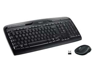 Logitech MK330 Wireless Keyboard and Mouse Combo for Windows £23.99 delivered @ Amazon