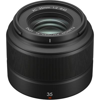 Fujifilm - FUJINON XC 35mm F2 Prime Camera Lens - £151.20 (with code) @ eBay / cameracentreuk