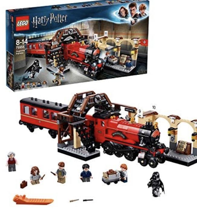 LEGO 75955 Harry Potter Hogwarts Express - £59.98 @ Amazon