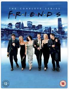 Friends: The Complete Series DVD Used (40 Discs) Only 2 in stock - £6.31 delivered @ musicmagpie / ebay
