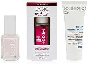 Essie Original Nail Polish Ballet Slippers Set for £5.84 (+£4.49 Non-Prime) @ Amazon