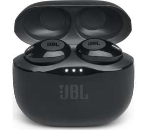 JBL Tune 120TWS Wireless Bluetooth Earphones - Black - £9.97 delivered @ Currys PC World