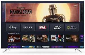 """TCL 43P715K 43"""" Inch Ultra Slim 4K HDR Smart Android TV Wi-Fi & 2 Year Warranty £239.20 (UK Mainland) at peter_tyson ebay"""