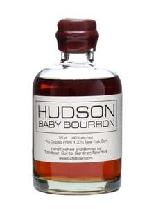 Hudson Baby Bourbon 35cl - £19.95 (+£4.95 Delivery) @ The Whiskey Exchange