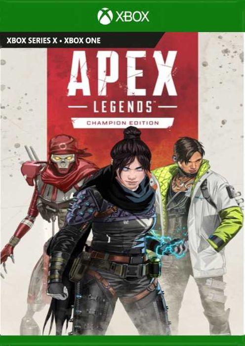 Apex Legends - Champion Edition (XBox) £23.99 @ CDKeys