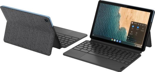 Lenovo IdeaPad Duet Chromebook - MediaTek / 64GB eMCP / 4GB RAM - £195 @ ElekDirect