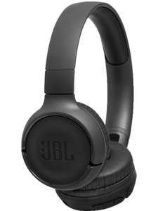 JBL Tune 500BT On-Ear Wireless Bluetooth Headphones – Black £20 @ ElekDirect
