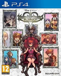 Kingdom Hearts: Melody of Memory PS4 £19.99 delivered with code (UK Mainland) @ boss_deals / eBay