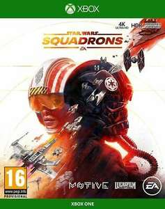 Star Wars: Squadrons (Xbox One) Used - £9.98 @ musicmagpie / ebay