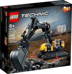 Up to 20% off selected LEGO Sets from £7.20 + Free Click & Collect / £3.95 del @ Argos