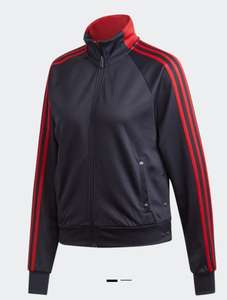 Women's Adidas ID 3-Stripes Snap Track Top Now £21.23 with code on Adidas app Free delivery with creators club @ Adidas App