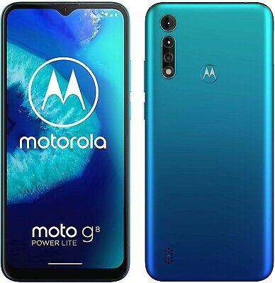 (Open Box) Motorola Moto G8 Power Lite Smartphone 64GB Unlocked £79.91 at ebay / cheapest_electrical