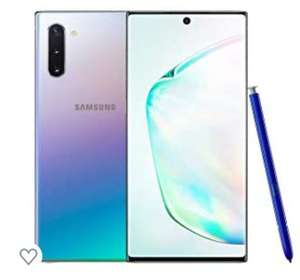 Samsung Galaxy Note 10 256GB Smartphone - Refurbished Good Condition Smartphone 2 Colours - £272.99 With Code @ Music Magpie On Ebay