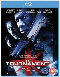 The Tournament - Nick Rowntree, Bashar Rahal BLU-RAY - £2.75 @ Rarewaves