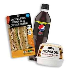 Boots meal deal £1 offer with Advantage Card instore only - (Account specific / Selected Accounts)