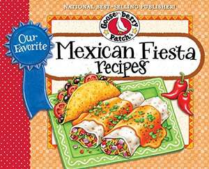 FREE kindle book : Our Favorite Mexican Fiesta Recipes @ Amazon