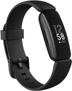 Fitbit Inspire 2 Health & Fitness Tracker with a Free 1-Year Fitbit Premium Trial, 24/7 Heart Rate & up to 10 Days Battery - £62.99 @ Amazon