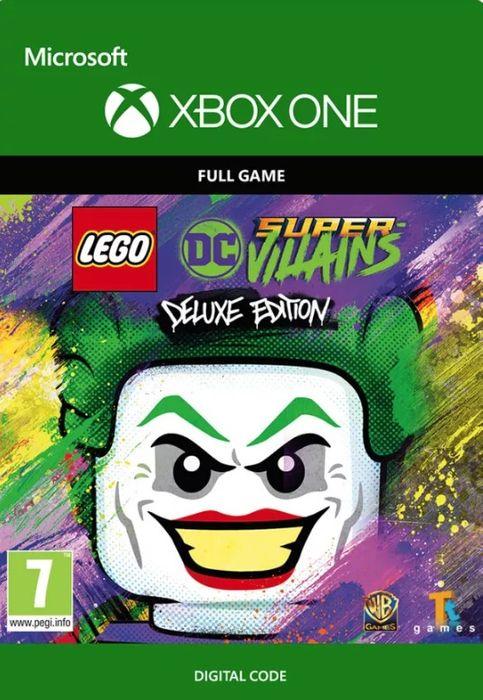 [Xbox One] LEGO DC Super-Villains Deluxe Edition Inc Base Game & Season Pass - £13.99 @ CDKeys