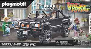 Playmobil Back to the Future Marty's Pick-Up Truck (70633) - £42.48 @ Amazon / Dispatched from and sold by Jadlam Toys & Models.