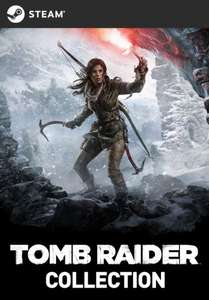 [PC] Tomb Raider Collection £19.99 @ Square Enix
