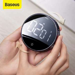 Baseus Magnetic Digital Timer £10.94 Delivered @ AliExpress / BASEUS Official Store