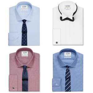 T.M.Lewin shirts from £11 delivered (using code) @ TMLewin.co.uk