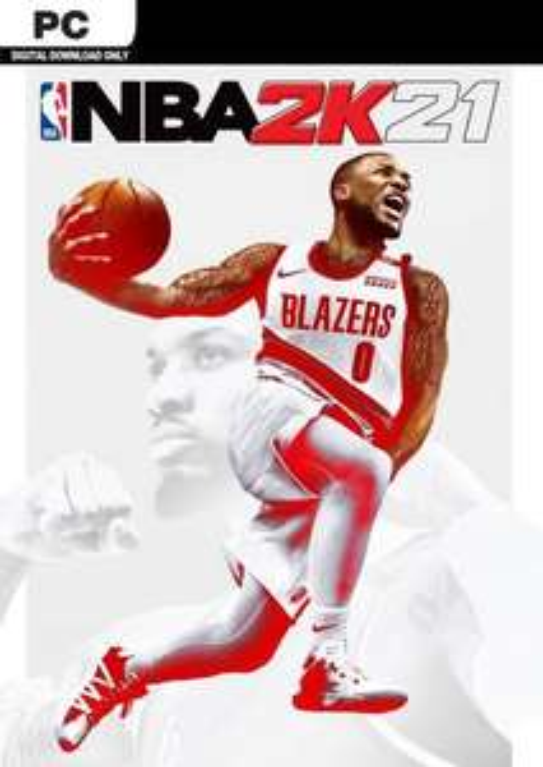 NBA 2K21 PC (EU) £7.99 at CDKeys