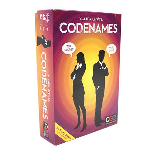 Codenames Boardgame - £11.39 + £2.99 Delivery @ Zatu Games