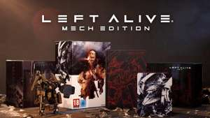 Left Alive Mech Edition PS4 £69.99 + £5.29 delivery at SQUARE ENIX