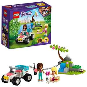 LEGO Friends 41442 Vet Clinic Rescue Buggy Quad Bike £7.20 (Prime) + £4.49 (non Prime) at Amazon