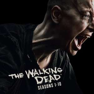 The Walking Dead, Seasons 1 - 10 HD £54.99 at iTunes Store