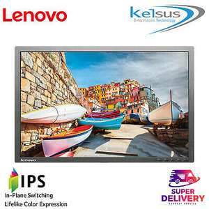 """Lenovo ThinkVision T2324pA 23"""" FHD IPS LCD Monitor 1920x1080 HDMI DP Refurbished A - £44 with code (UK Mainland) @ eBay / kelsus-tm"""