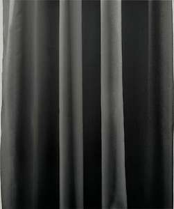 Argos Home Unlined Voile Panels - 152x228cm - Black - £5 delivered (UK Mainland) @ Argos on eBay