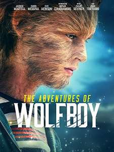 The Adventures of Wolfboy (2021 Release Family Film) - 99p to rent / £2.99 to buy @ Amazon Prime Video