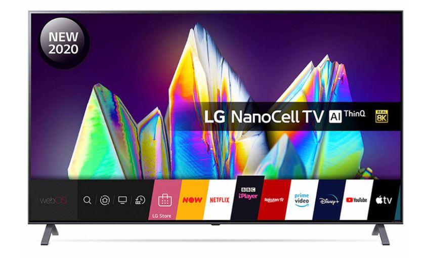 LG 65NANO996NA, 65 Inch NanoCell 8K Ultra HD Smart TV - £1,469.89 Delivered @ Costco