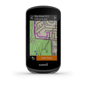 Garmin Edge 520 Plus GPS Cycle Computer - £149 with student discount) delivered @ Garmin Shop