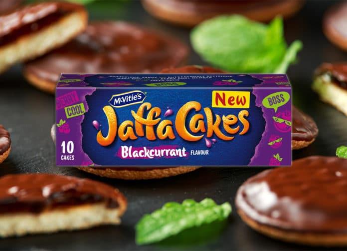Jaffa Cakes Original/Blackcurrant 10 Pack are 50p @ One Stop