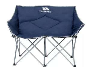 Trespass Double Folding Chair £12 (Free click & collect - Limited stock) @ Argos