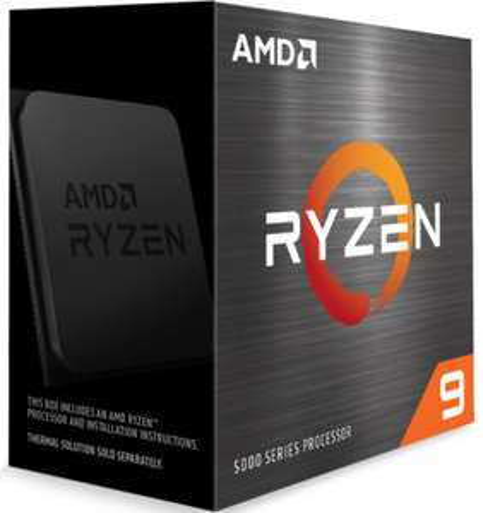 RYZEN CPU 9 5950X Sixteen Core 4.9GHZ (SOCKET AM4) Processor - RETAIL £707.69 Inc. DEL. at Overclockers