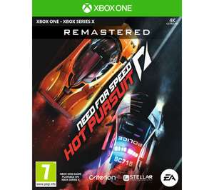 Need for Speed Hot Pursuit Remastered (Xbox One) £11.97 Delivered @ Currys PC World