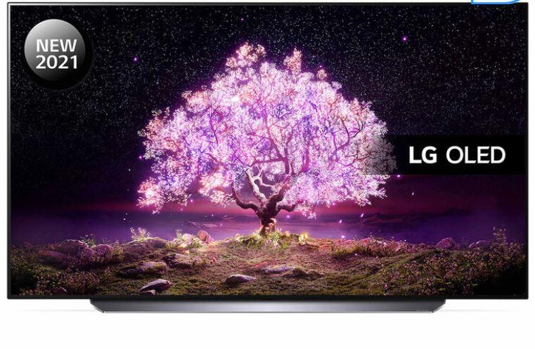 LG OLED77C14LB 77 Inch OLED 4K Ultra HD Smart TV £3,778.98 at Costco