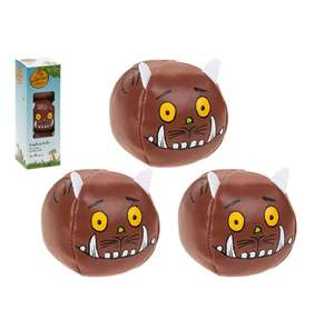Gruffalo Juggling Ball Set Now £1.99 In Store Home Bargains Leeds Crown Point