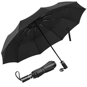 Newdora Travel Automatic Umbrella - Various Colours and Styles £5.99 Amazon Prime (+£4.49 NP) Sold by Newdora Online Store and FBA