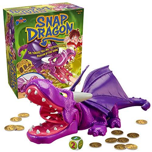 Drumond Park T73000EN Snap Dragon, Multicoloured £5 Prime (+£4.49 Non-Prime) @ Amazon