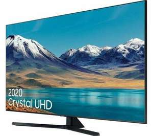 "SAMSUNG UE55TU8500UXXU 55"" Smart 4K Ultra HD HDR LED TV £499 delivered (UK Mainland & NI) @ Currys / ebay"
