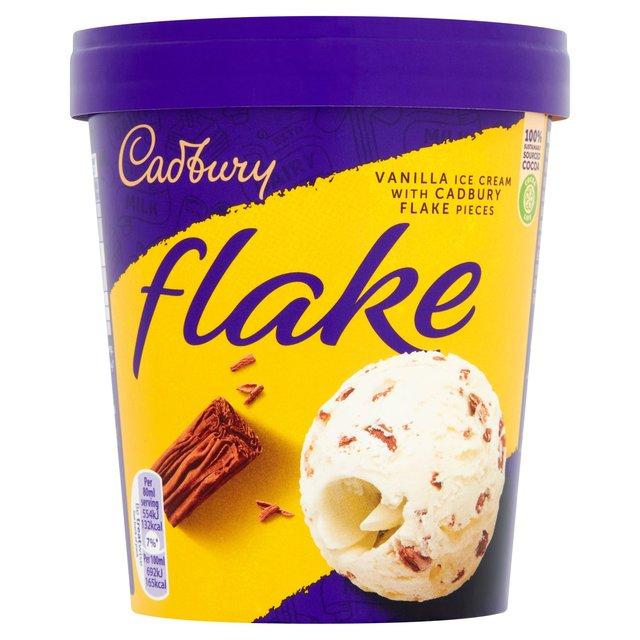 Cadbury Flake Ice Cream £2 480ml @ Morrisons