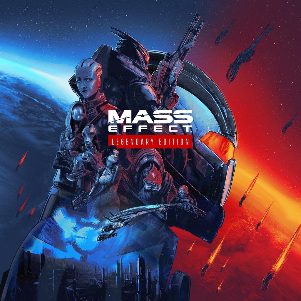 Mass Effect Legendary Edition Bonus Content - Free @ EA